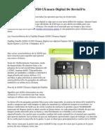 Fujifilm Finepix S2950 Cámara Digital De Revisión