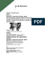 calibracion de valvulas e inyector bomba motor D12D VOLVO (1).doc
