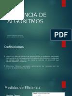 EFICIENCIA DE ALGORITMOS.pptx