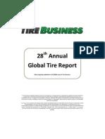 2013 Global Market Tires