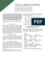 Informe de Inversor Monofasico de Puente Completo (1)