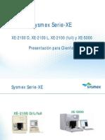 XE 2100 Presentacion Clientes