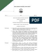 Peraturan Daerah No. 22 Tahun 2001