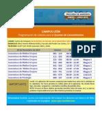 Conocimientos Ciencias Salud Leon Ug