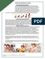 infant toddler fact sheet
