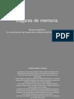 Espacios de Memoria