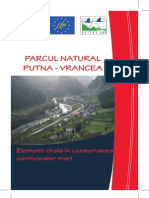 Parcul Natural Putna-Vrancea - element cheie in conservarea carnivorelor mari