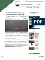 Quatro ideias para acabar com a nuvem de poluição que cobre Pequim (mas só uma irá funcionar) - Gizmodo Brasil