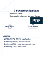 LNG Bunkering Solutions