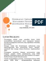 Manajemen Pengetahuan Asep Jalaludin 3&4
