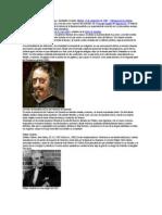 Francisco Gómez de Quevedo Wiliamfaulkner Lope de Vega Ramon Maria Fel Valle Inclan Biografias