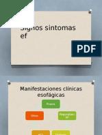 Signos Sintomas Ef ERGE