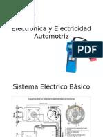 Electrónica y Electricidad Automotriz
