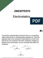 CT Electrostatics
