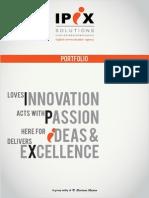 IPIX Solutions Web Designing in UAE and India