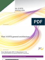 Flexi Multiradio 10 BTS Dimensioning Share