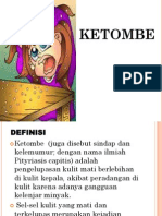 Swamedikasi Slide Ketombe