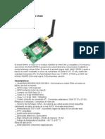 Datos de La Shield Sim900