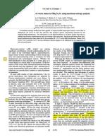 Musr Study Vortex States in RBa2Cu3O7 Max Ent