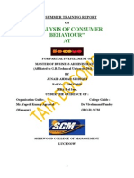 CONSUMER BEHAVIOUR OF TATA DOCOMO (Recovered).docx
