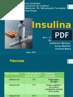 Seminario de Insulina Farmaco