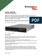 System X 3650 M5