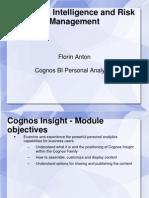 03 - BIRM - Cognos BI Personal Analytics