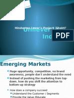 Project Shakti Presentation