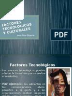 Factores Tecnologicos y Culturales Jesus Silva