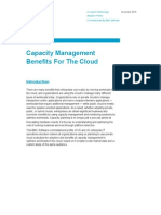 Forrester TAP Study-Capacity Management Benefits in the Cloud.
