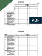 Purchases Audit Program