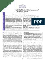 MallamPatti Clinical Assessment
