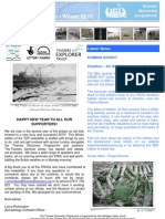 TDP Newsletter Winter 2010