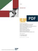 SAP NetWeaver 2004s SR2 Abapjavaaix Oracle
