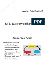10 Analisis Data Kualitatif