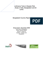 DRR Study Bangladesh Country Report Final