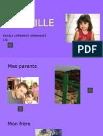 la famille de Ángela