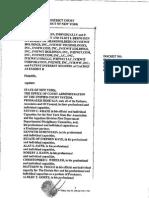 May 09, 2008 Iviewit Amended RICO and ANTITRUST Lawsuit Complaint - Judge Shira A. Scheindlin - Iviewit v. Proskauer Rose, Foley & Lardner et al.