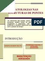 Patologias Das Estruturas de Pontes