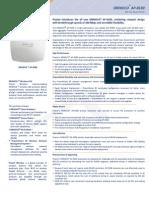 ORiNOCO AP 8100 Datasheet US