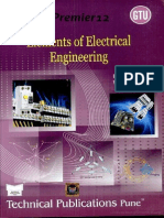 Elements of Electrical Energy