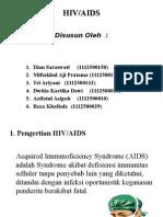 Penjelasan Mengenai HIV dan AIDS