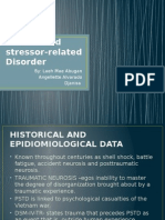 Trauma and Stressor-related Disorder