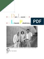 Darío Lancini y La Llamada Palindrómica