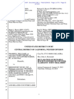 Pharrell v. Gaye - Blurred Lines - Gaye joint trial brief - Busch declaration.pdf