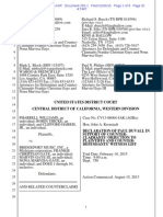 Pharrell v. Gaye - Blurred Lines - Gaye objections declaration in support.pdf