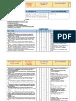 1.- Unitat de rogramació Mates Cm Agenda