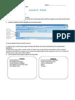 u1l8 email wifi worksheet - mathew maj