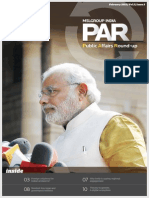 India Public Affairs Round-Up Feb 2015