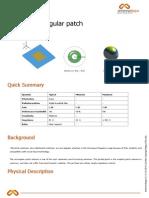Pin fed rectangular patch antenna.pdf